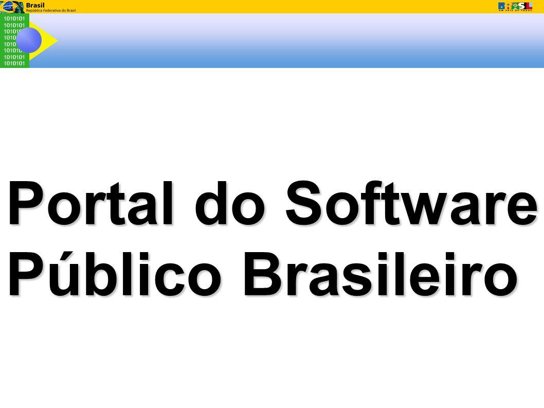 1010101 Portal do Software Público Brasileiro