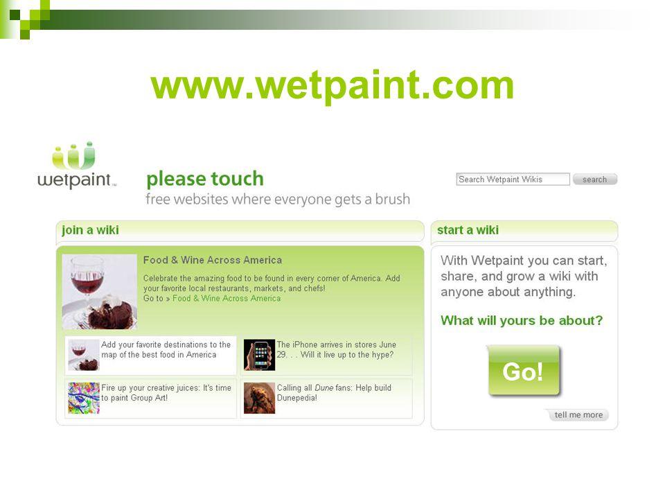 www.wetpaint.com