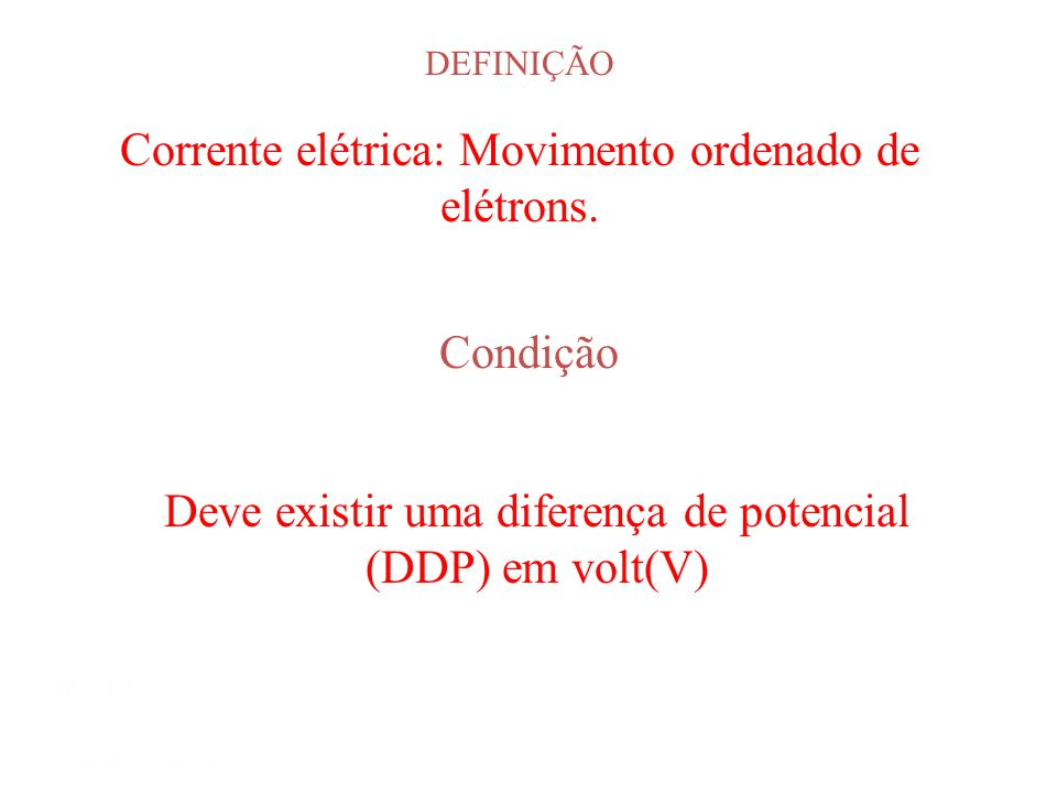 Mód 1 Semiextensivo Equilíbrio eletrostático (Movimento desordenado dos elétrons).
