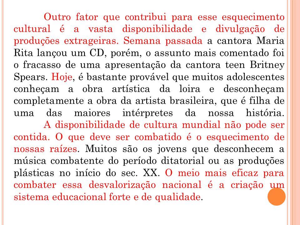 C OMENTÁRIO GERAL E ASPECTOS PONTUAIS A redação demonstra domínio muito bom da língua portuguesa e dos mecanismos de construção da argumentação.