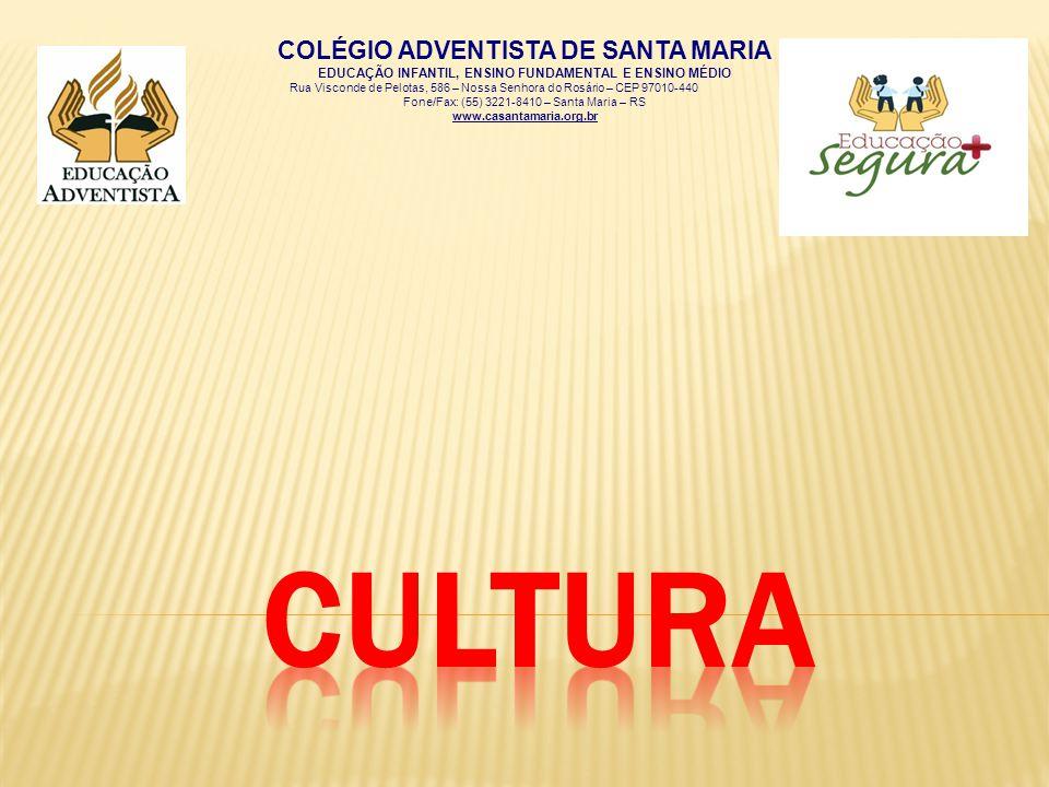  Cultura significa cultivar, e vem do latim colere.
