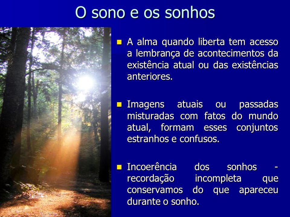 OS MENSAGEIROS – Capítulo 38 OS MENSAGEIROS – Capítulo 38 André Luiz anota as observações do orientador espiritual a respeito das instruções que os Espíritos transmitem aos encarnados, quando estão desprendidos parcialmente do corpo (sonho).