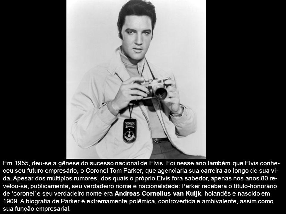 No dia 5 de julho de 1954, considerado o marco zero do rock, Elvis ensaiava algumas músicas até que, em um momento de descontração e de forma improvis