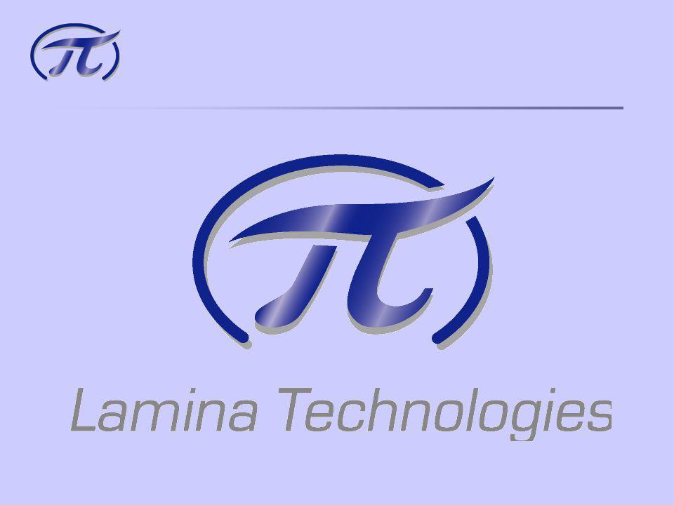 Lamina Technologies Obrigado por sua atenção!