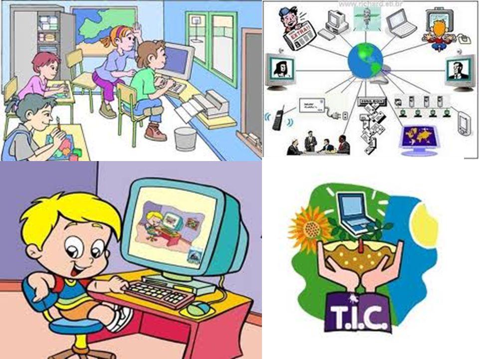TIC´s As Tecnologias da Informação e Comunicação - TIC correspondem a todas as tecnologias que interferem e medeiam os processos informacionais e comunicativos dos seres.