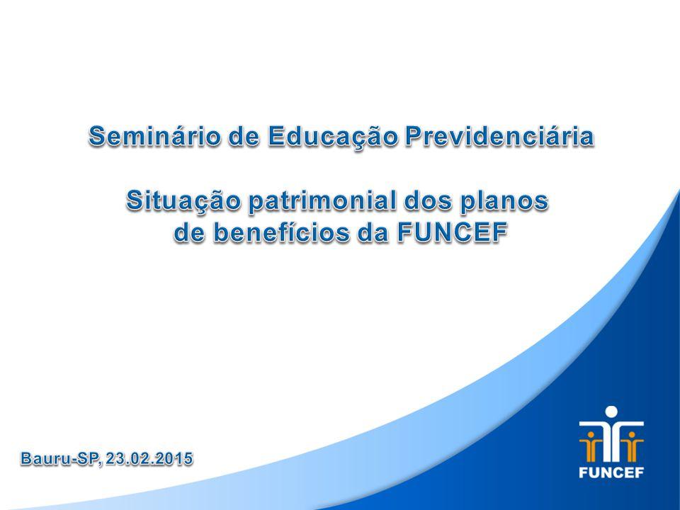 José Lino Fontana Gerente GECOP/DIPEC joselino@funcef.com.br Obrigado Mauro Rodrigues Uchôa Consultor PRESI mauror@funcef.com.br