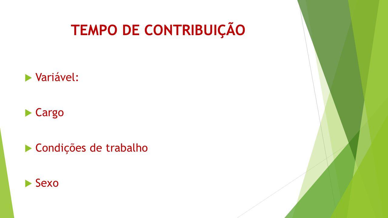 Para o Ministério da Previdência:  Sucessão cargos efetivos  Estruturados em níveis e graus,  Segundo sua natureza, e grau responsabilidade.