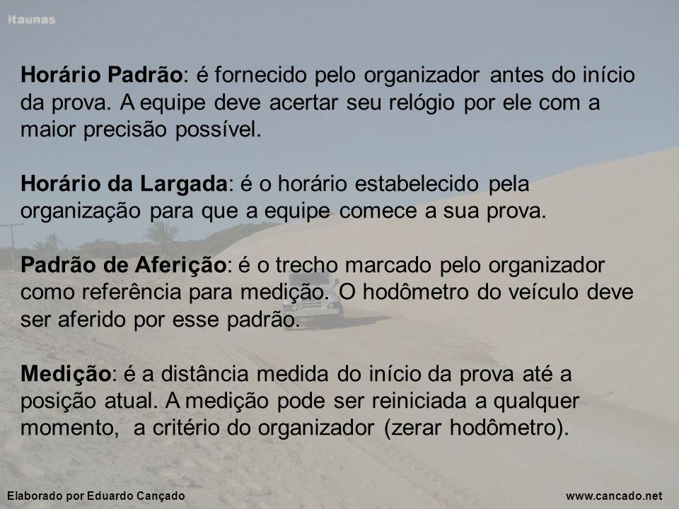 NAVEGAÇÃO Elaborado por Eduardo Cançado www.cancado.net