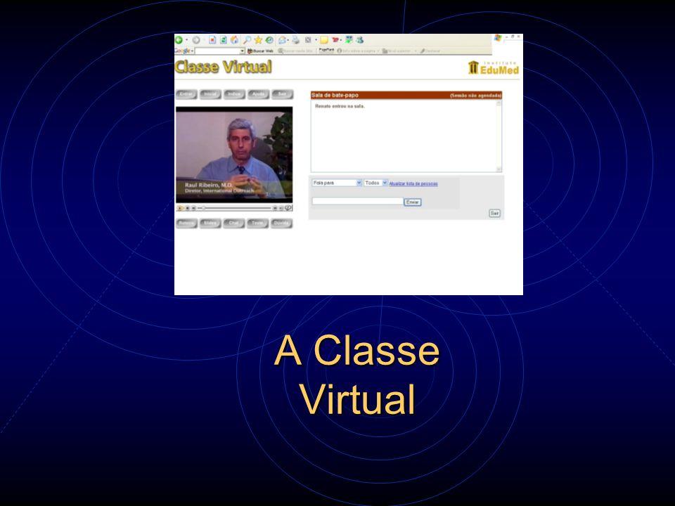 A Classe Virtual