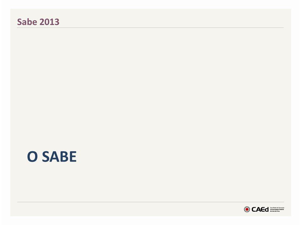 O SABE Sabe 2013