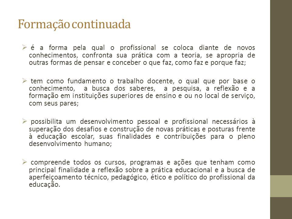 Aportes legais e normativos Constituição da República Federativa do Brasil é sempre bom lembrar...