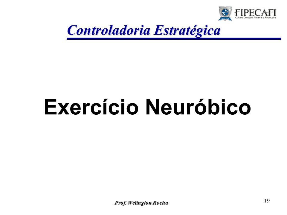 Prof. Welington Rocha 18 Projeto