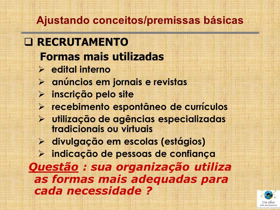 José Carlos de Freitas jcarlos@sky.com.br INDICADORES DE PERFORMANCE DOS PROCESSOS DE RECRUTAMENTO, SELEÇÃO, TREINAMENTO E DESENVOLVIMENTO