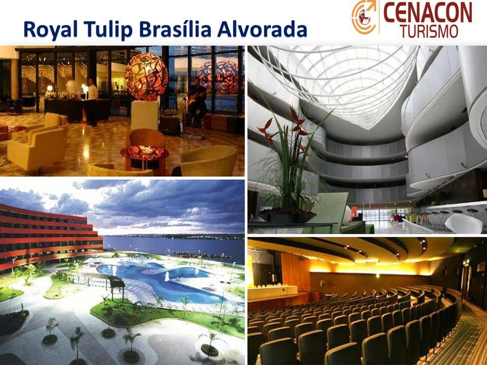 Royal Tulip Brasília Alvorada