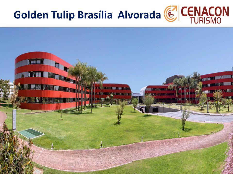 Golden Tulip Brasília Alvorada