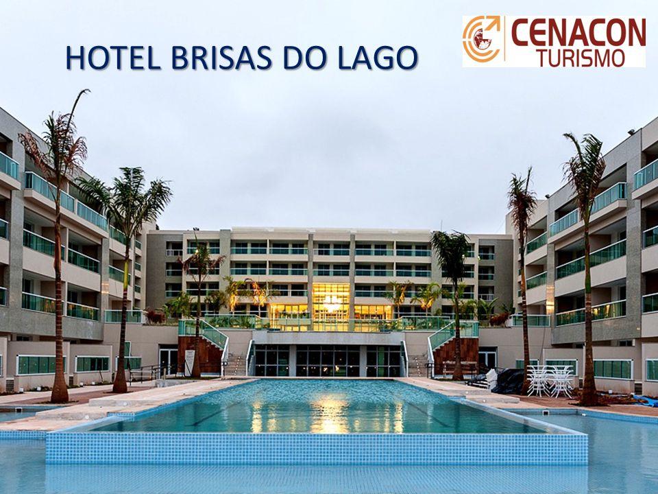 HOTEL BRISAS DO LAGO HOTEL BRISAS DO LAGO
