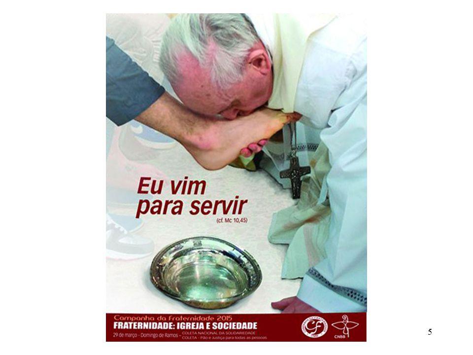 1. Breve histórico das relações Igreja e Sociedade no Brasil 26