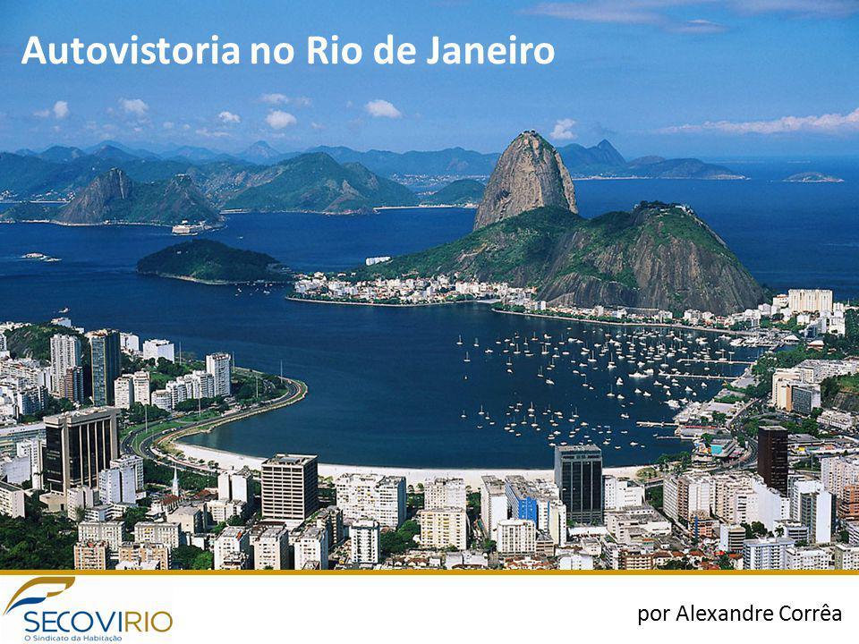 Autovistoria no Rio de Janeiro por Alexandre Corrêa