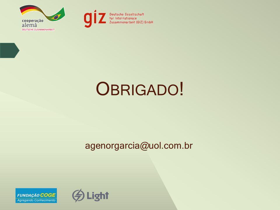 O BRIGADO ! agenorgarcia@uol.com.br