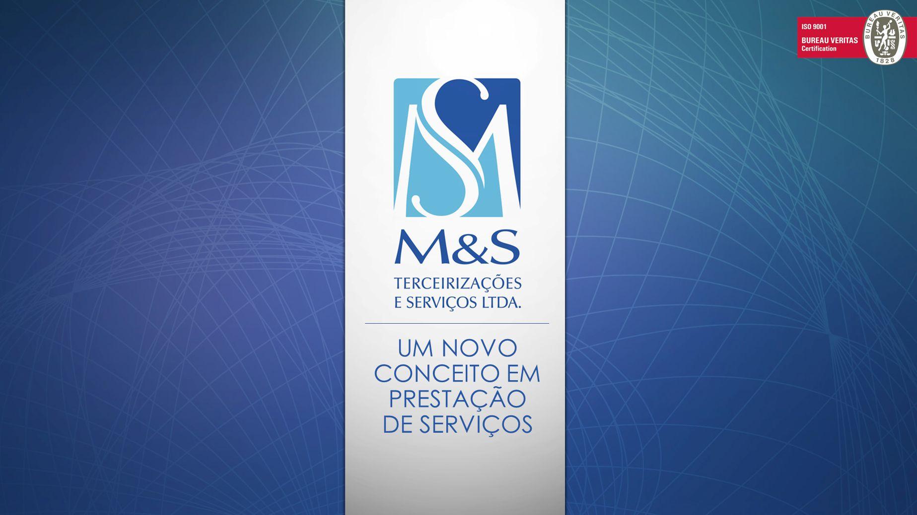 M&S TERCEIRIZAÇÕES Atuamos no gerenciamento e administração de atividades terceirizadas.