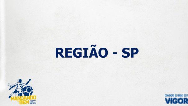 REGIÃO - SP