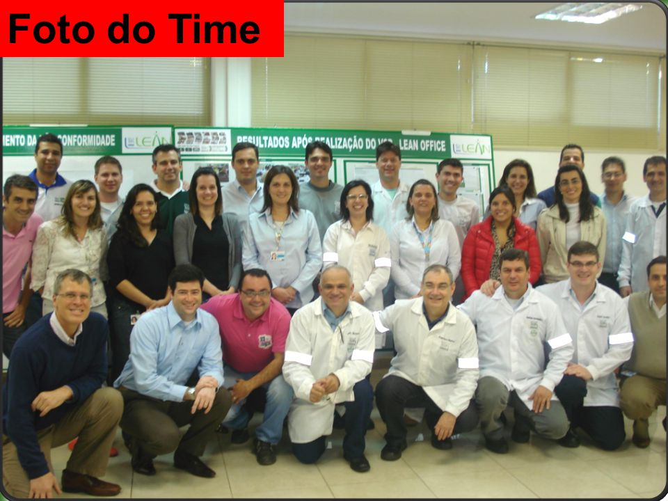 NCE/16 Foto do Time