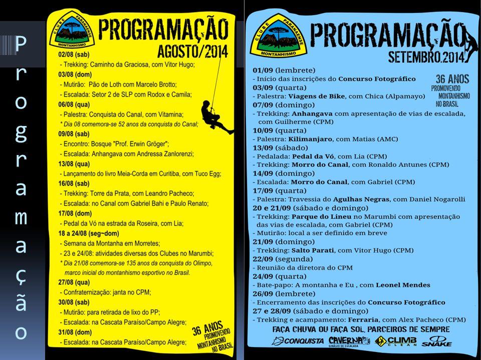 ProgramaçãoProgramação
