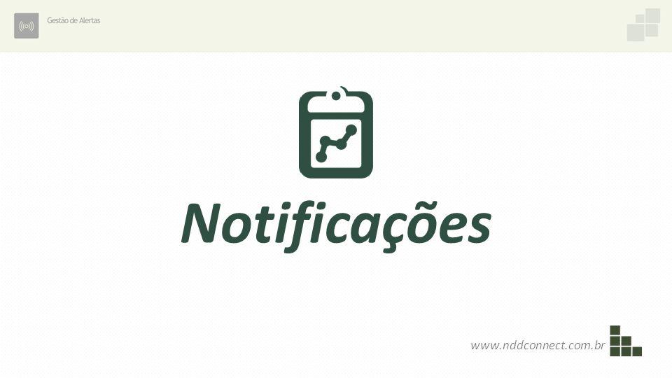 Notificações www.nddconnect.com.br