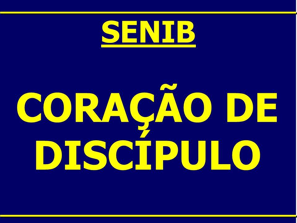 SENIB CORAÇÃO DE DISCÍPULO