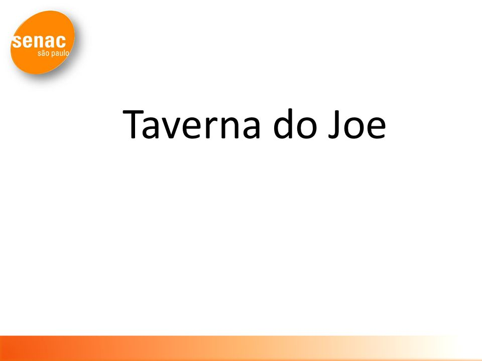 Taverna do Joe
