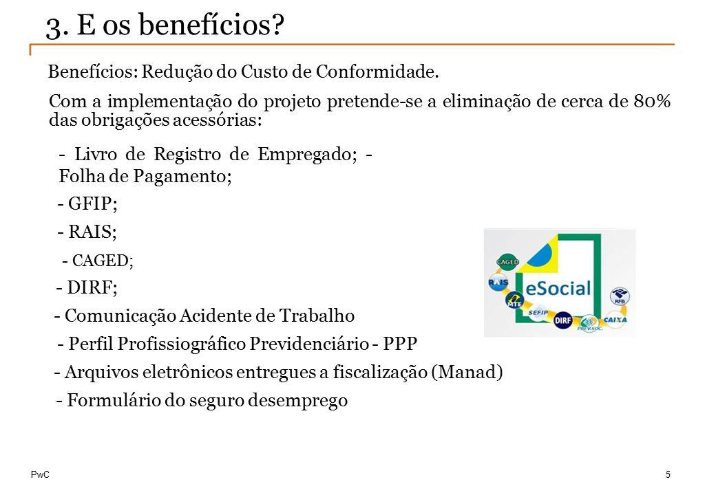 © Compliance Todos os direitos reservados 11 Benefícios: Redução do Custo de Conformidade. Com a implementação do projeto pretende-se a eliminação de