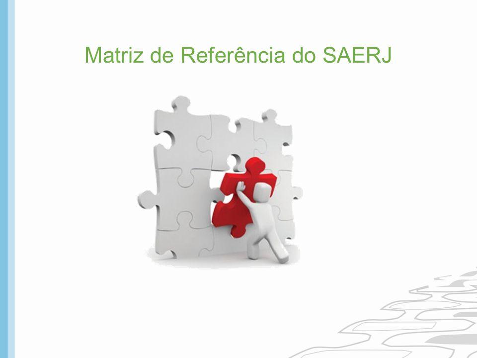 Matriz de Referência do SAERJ