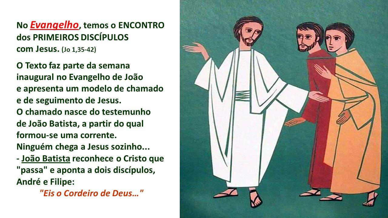 - Samuel responde: Fala, Senhor, o teu servo escuta .
