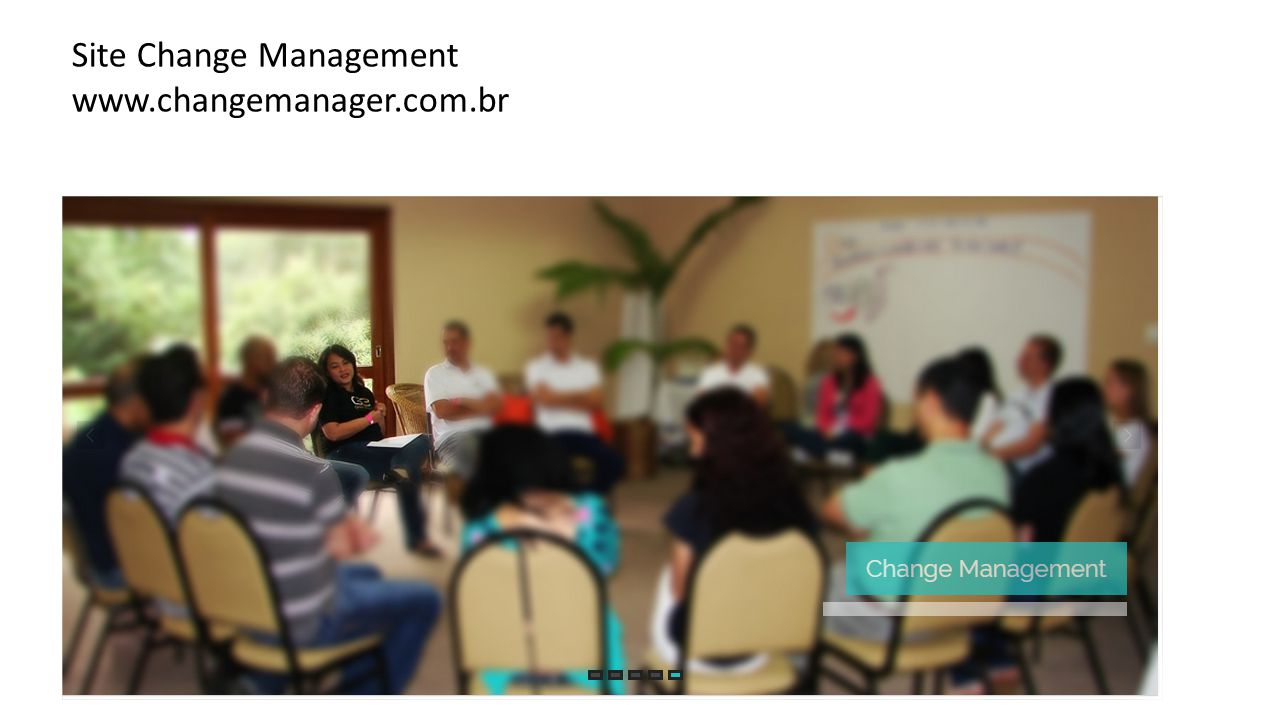 Site Change Management www.changemanager.com.br