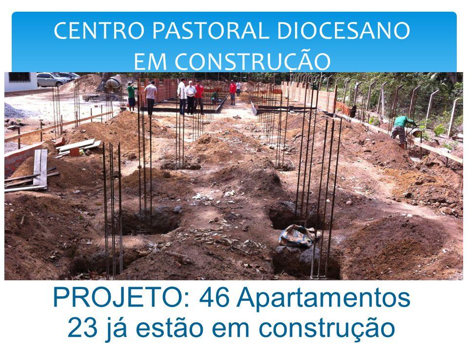 DIOCESE DE TIANGUÁ PROJETOS - 2015 Centro Pastoral Diocesano Pe. Moacir em Ubajara