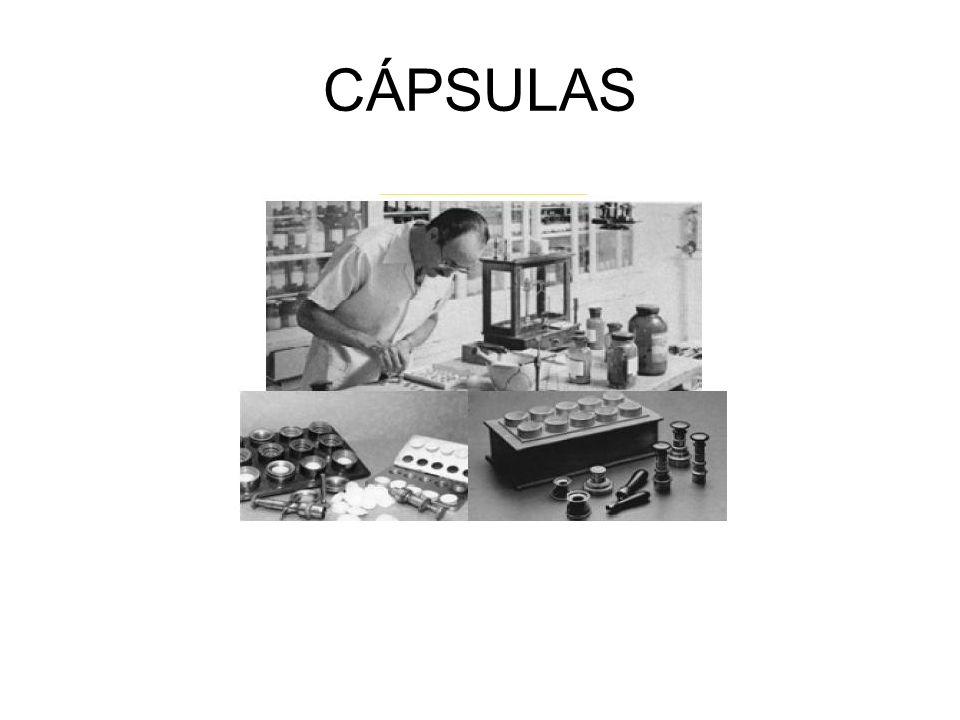 EQUIPAMENTO PRODUÇÃO DE CÁPSULAS