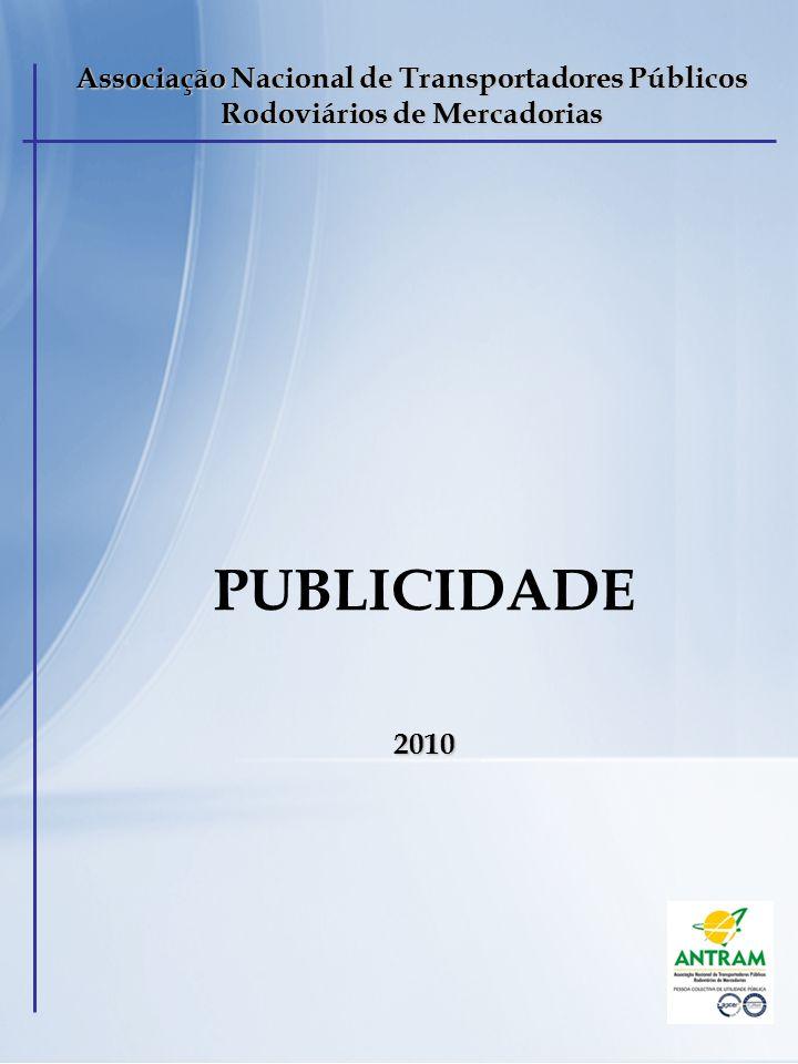 Associação Nacional de Transportadores Públicos Rodoviários de Mercadorias PUBLICIDADE2010