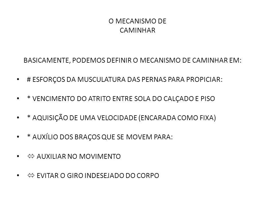 OUTROS ESFORÇOS # A RESISTÊNCIA DO AR # A INCLINAÇÂO (ACLIVE OU DECLIVE) #A RESISTÊNCIA DO AR AUMENTA O VALOR DOS ESFORÇOS # IDEM COM RELAÇÃO À INCLINAÇÃO  TRATAMENTO A SER DADO: #A RESISTÊNCIA DO AR SERÁ COMPENSADA COM A UTILIZAÇÃO DE UM COEFICIENTE, MENOR QUE 1, PELO QUAL SERÁ DIVIDIDO O VALOR DA ENERGIA DISSIPADA #EM SE TRATANDO DE PISTA CIRCULAR A INCLINAÇÃO SERÁ DESPREZADA – O ESFORÇO ADICIONAL DISPENDIDO NAS SUBIDAS SERÁ COMPENSADO PELA REDUÇÃO DE ESFORÇO NAS DESCIDAS