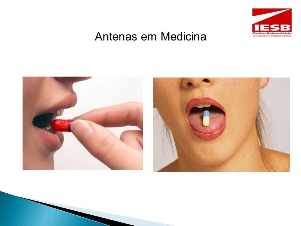 Antenas em Medicina