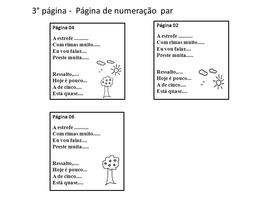 3º) Para imprimir: clique sobre ARQUIVO e depois sobre IMPRIMIR .