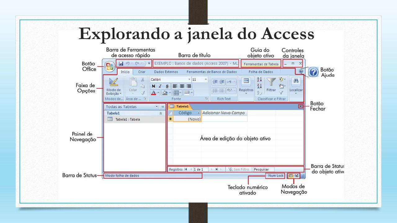 Dicas para Salvar Arquivo BD Com relação à nomeação: Use palavras-chave que facilitem a memorização.