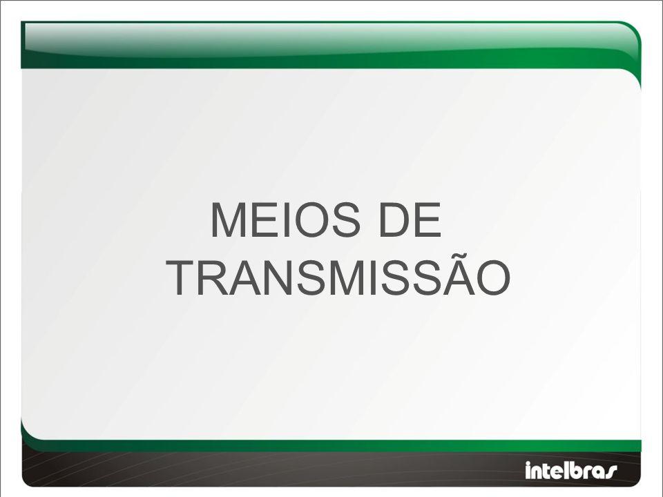 MEIOS DE TRANSMISSÃO