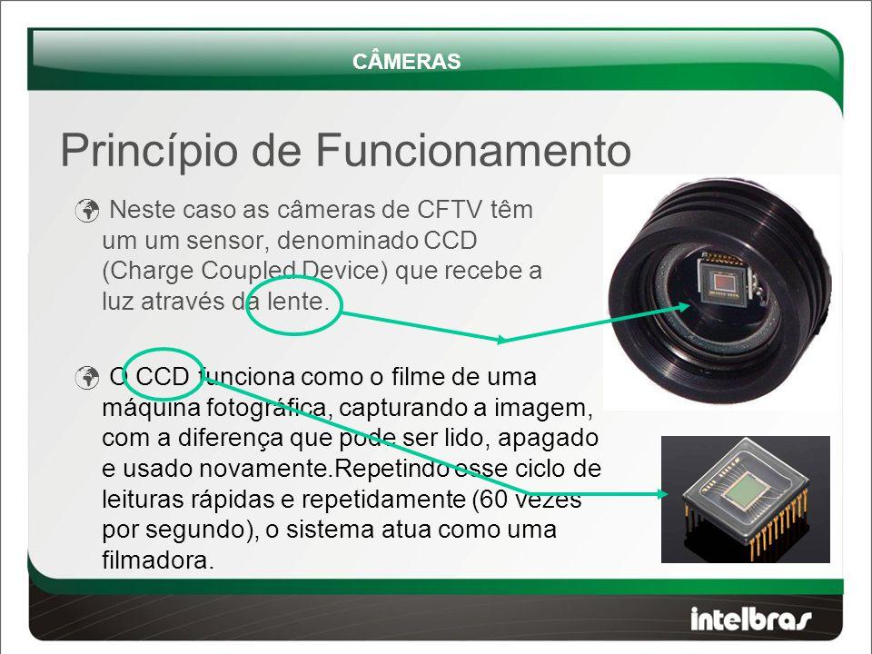  Indica o nível de detalhes que a câmera pode discernir.