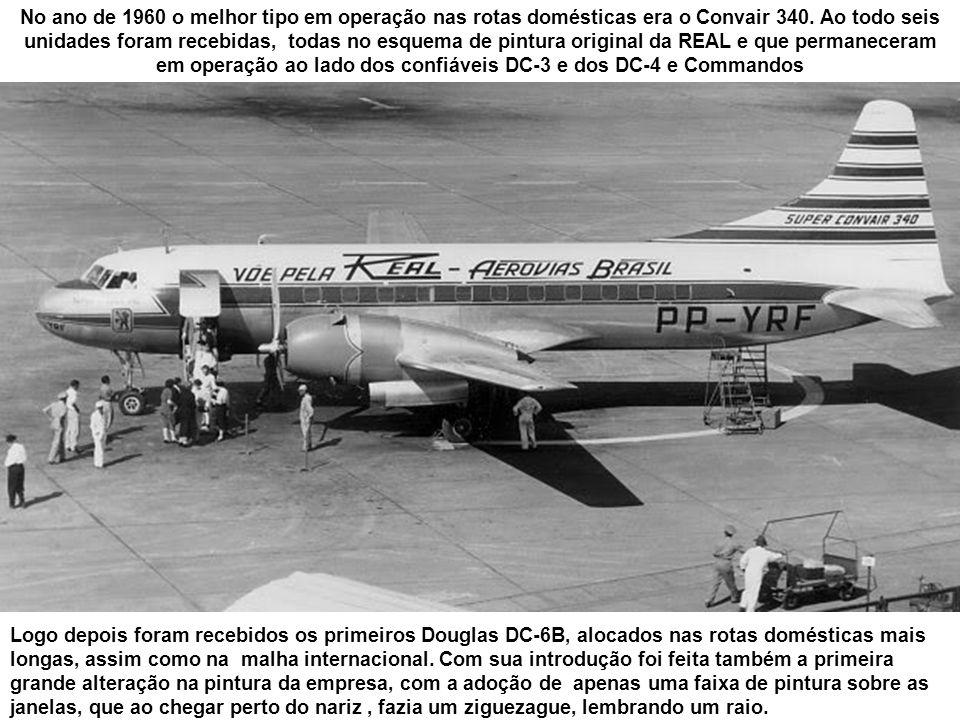 10/04/1957 - Hora: 15:20 - Douglas C-47A-20-DK - Prefixo: PP-ANX - REAL Transportes Aéreos Local do acidente: Ilha Anchieta - SP Após uma perda de mot