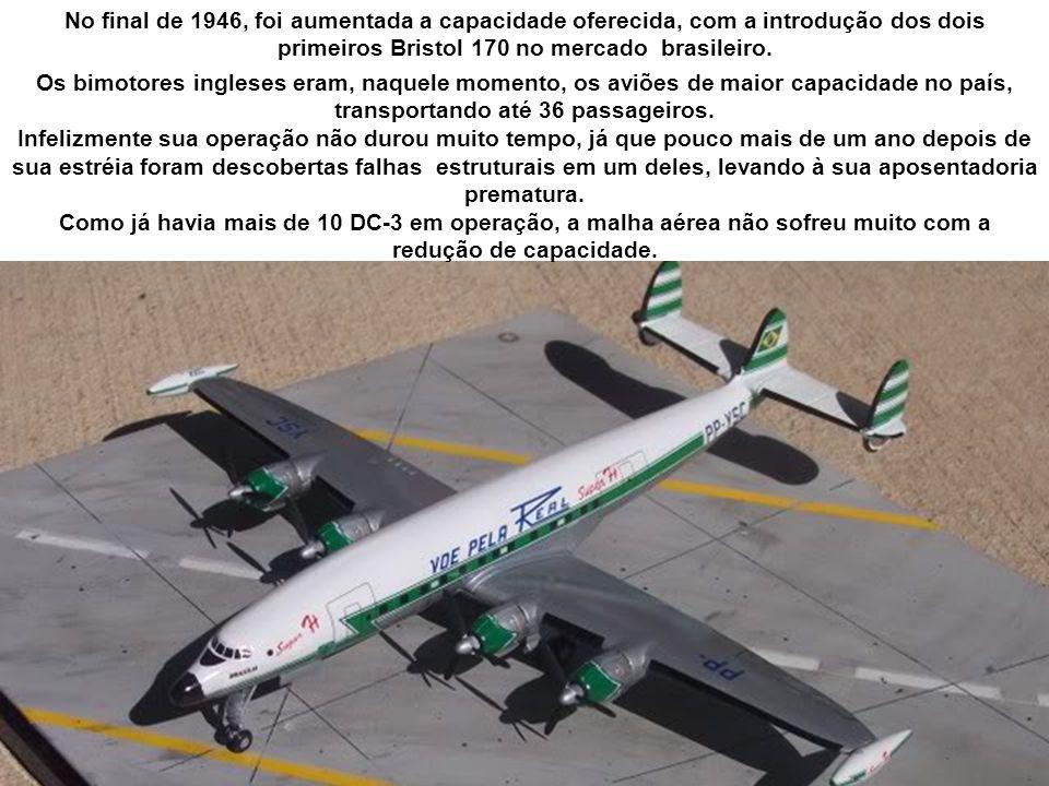 Estamos no ano de 1943. Apenas dez anos antes a VASP havia sido fundada. O empresário paulistano Vicente Mammana Neto, apaixonado por aviação, decidiu
