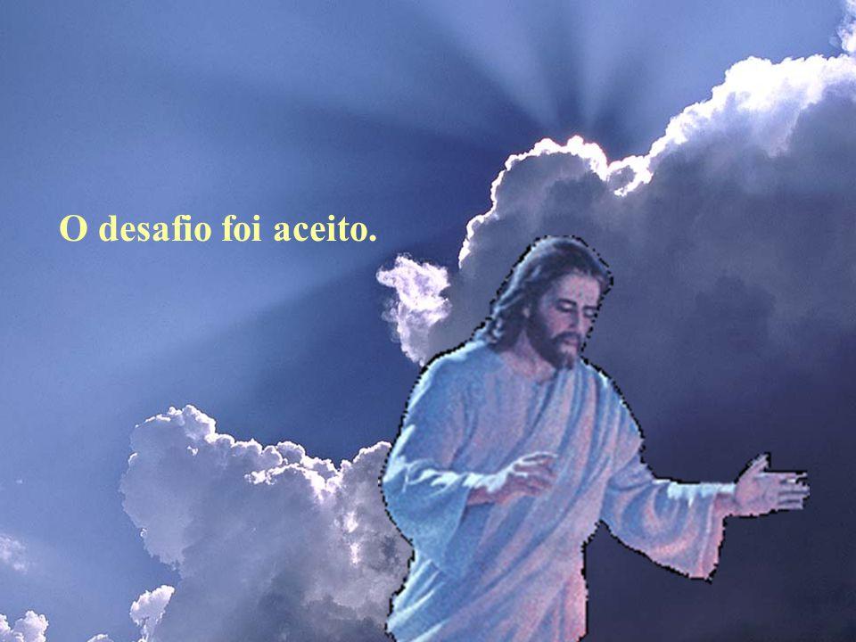... só Jesus SALVA! Texto: Autor Desconhecido Formatação: Ria riaellw@uol.com.br