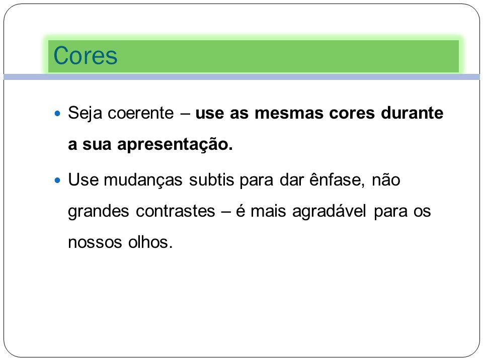 Cores 38 Contraste