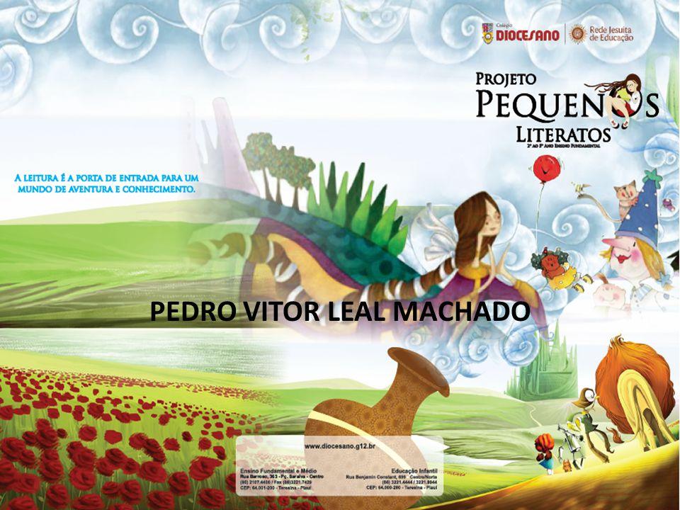 PEDRO VITOR LEAL MACHADO