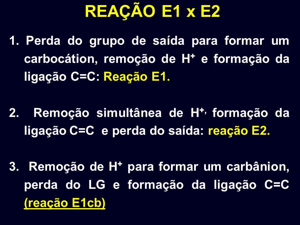 2. Desidratação (- H 2 O) de álcoois; 1. Deshalogenação ( - HX ) de haletos de alquilas.