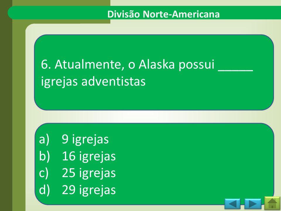 Divisão Norte-Americana 6.